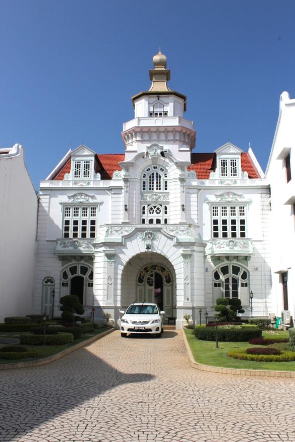 Chee Yam Chuan Mansion, Heeren Street.