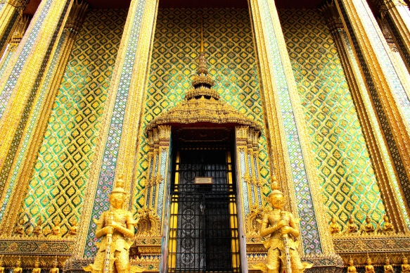 The Grand Palace, Bangkok.